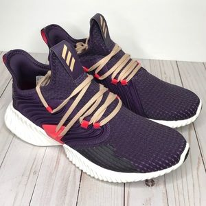 ADIDAS Alphabounce Instinct Purple Running Shoe 10